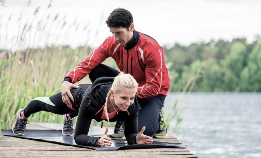 Ausbildungs- und Umschulungsangebote für den Fitnessbereich an der cimdata Bildungsakademie GmbH