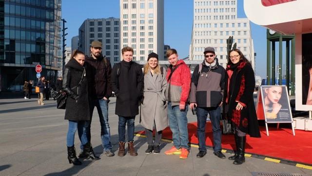 Berlinale Gruppenfoto