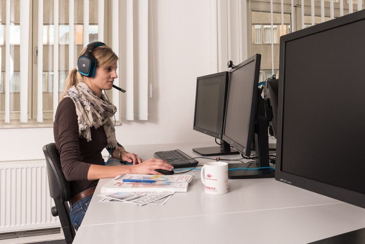 Virtueller Unterricht mit cimlive cimdata Lichtenberg