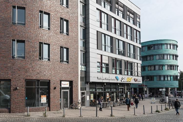 Bildung am Standort Lübeck von cimdata