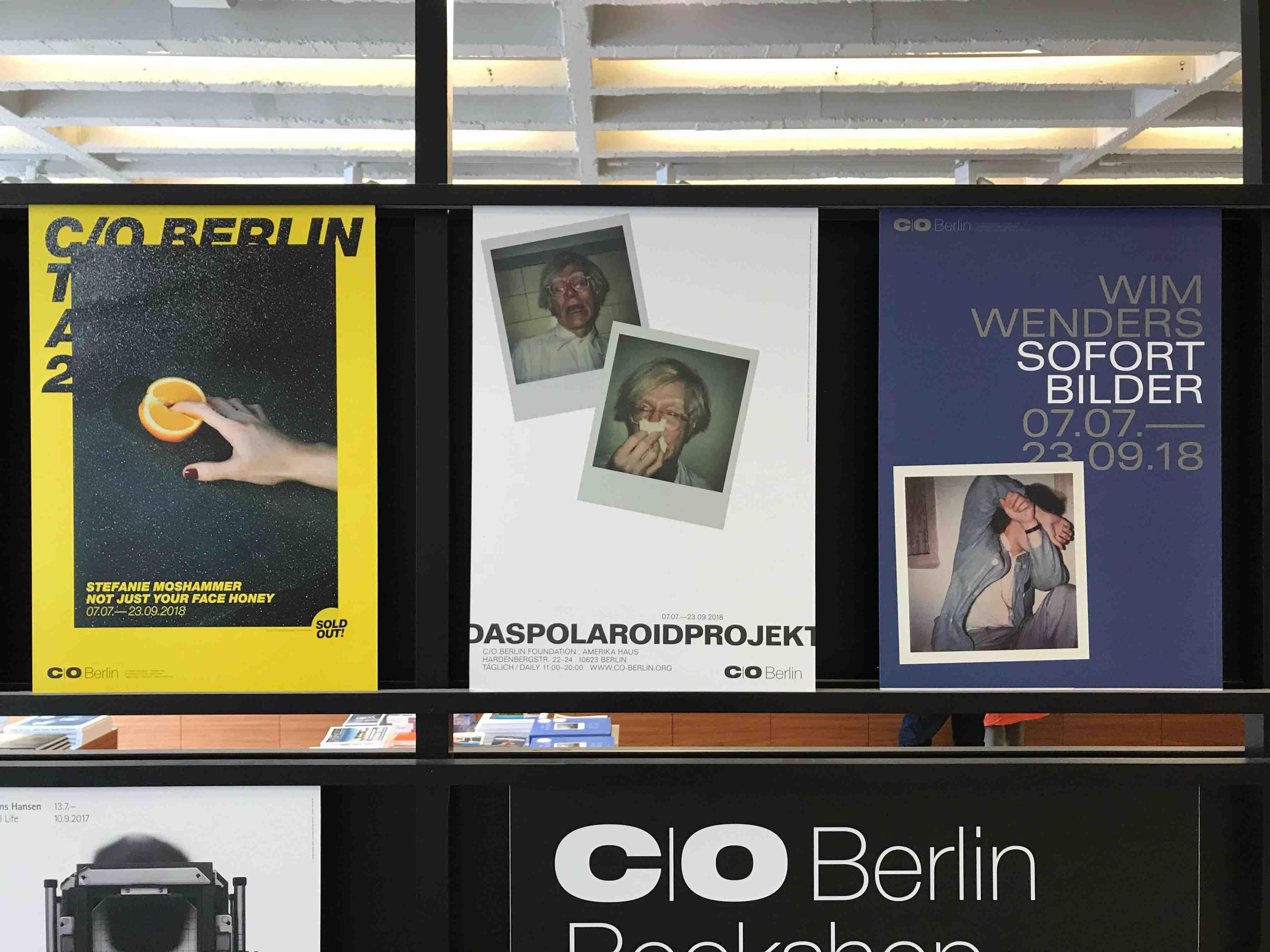Ausstellungen im C/O Berlin