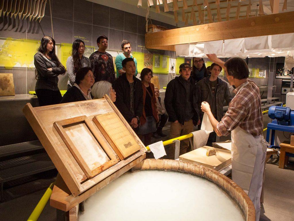 Exkursion DP Technikmuseum