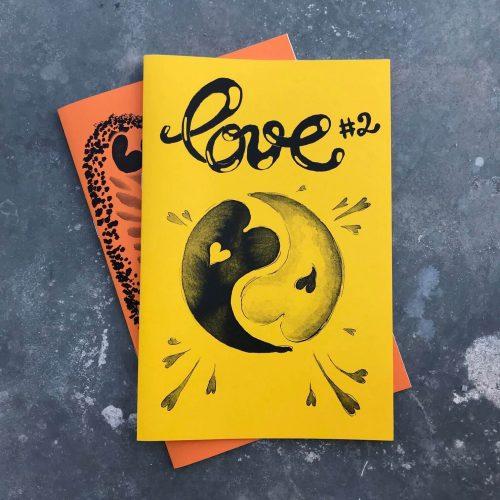 Das Cover eines Fanzines