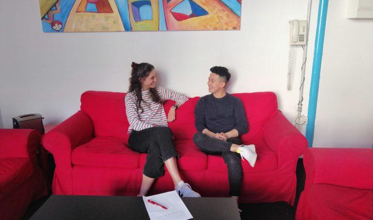 Interview mit unseren betrieblichen Auzubildenden der Fachinformatik