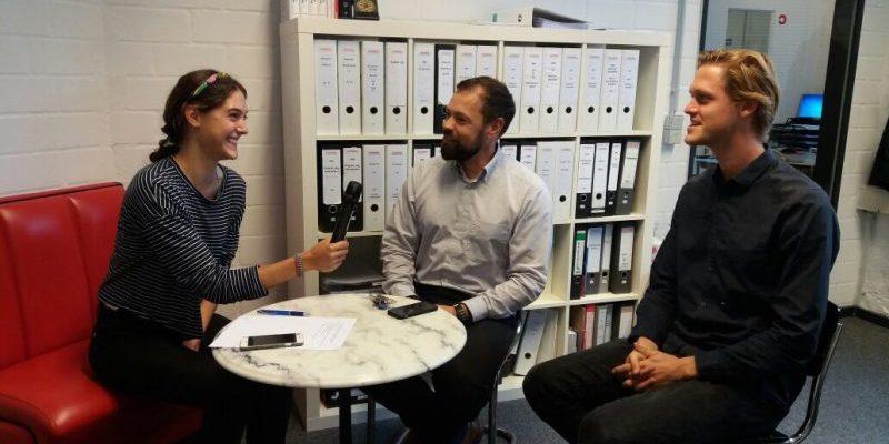 Interview Institutsleitung IHK