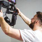 Kameramann filmt