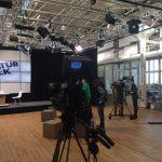 Exkursion Mediengestalter Bild & Ton zu ALEX TV