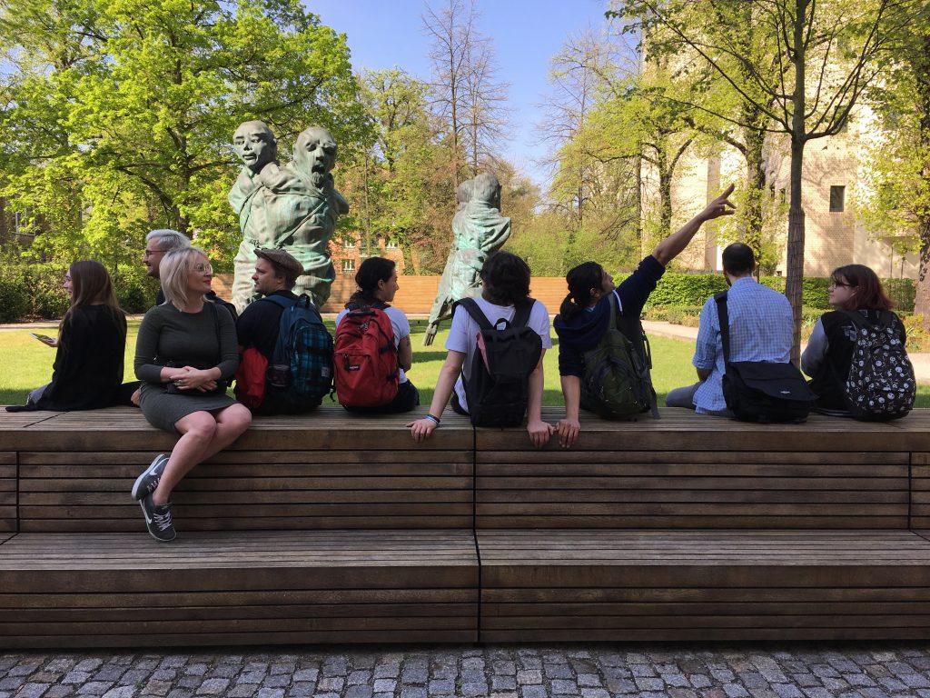 cimdata Exkursion Auszubildende und Umschüler
