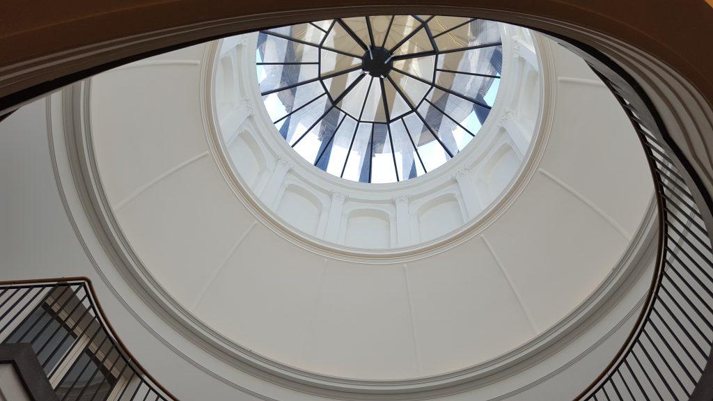 Foto der Treppe Mediengestaltung
