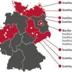 cimdata ist an 16 Standorten in 8 Bundesländern vertreten
