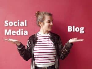 Blog und Social Media in neuen Händen