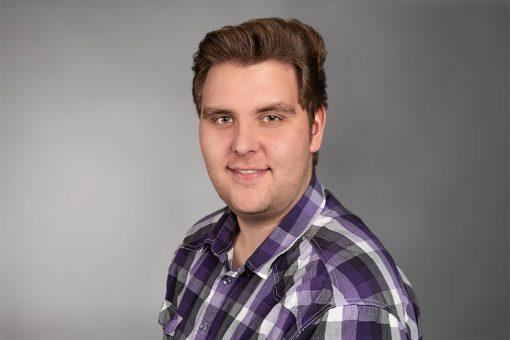 Christopher Wolter - Auszubildender Techniksupport