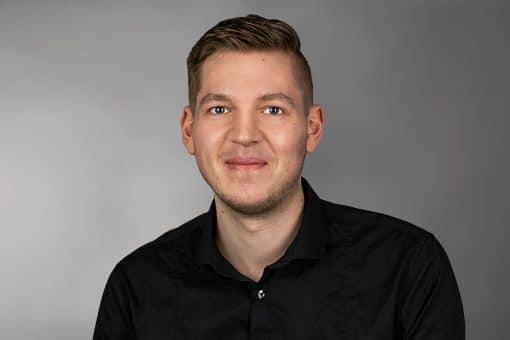 Florian Fritsch - Auszubildender Techniksupport