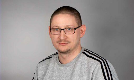 Benjamin Hammer - IT-Technik