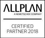 Allplan Nemetschek zertifiziert