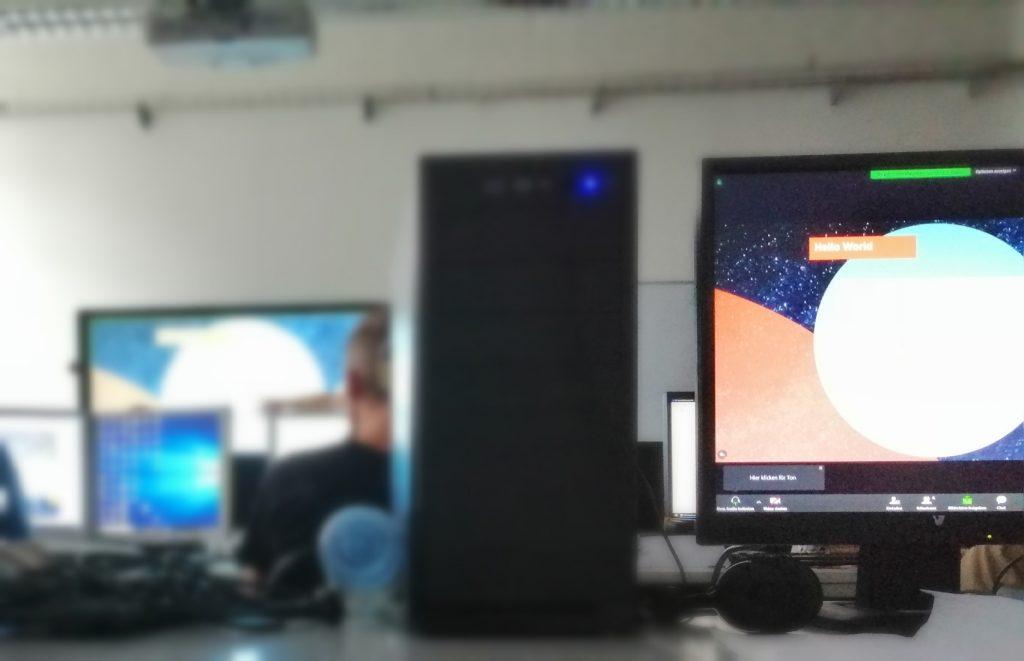 Fachinformatiker lernen Programmiersprachen cimdata